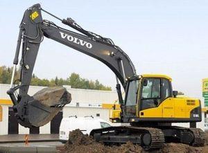 Volvo Ec235c Ld Ec235cld, Ec235c Nl Ec235cnl Excavator Parts Manual