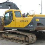 Volvo Ec240, Ec240 Lc, Ec240 Lr, Ec240 Nlc Excavator Service Parts Manual