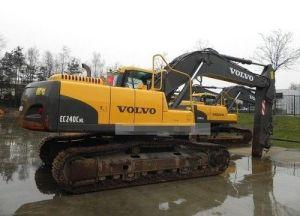 Volvo Ec240c L, Ec240c Ld, Ec240c Lr, Ec240c Nl Excavator Service Parts Manual