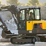 Volvo Ec60c Compact Excavator Service Parts Catalogue Manual