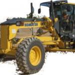 Komatsu GD600-1 Series Factory Service & Repair Manual