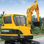 Hyundai R55-9 Excavator Operating Pdf Manual