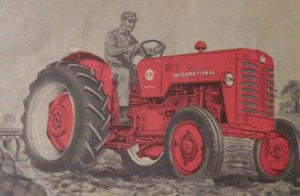 Ih International Harvester Mccormick B275 & B250 Tractors Service Manual