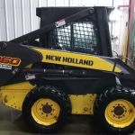 New Holland L160 L170 Tier 3 Skid Steer Loader Operators Manual