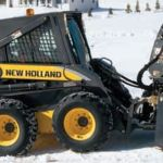 New Holland L175 C175 Tier 3 Skid Steer Loader Operators Manual