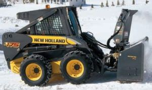 New Holland L175 C175 Tier 3 Skid Steer Loader Operators Manual