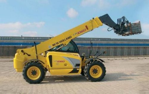 New Holland Lm1060 Telehandler Workshop Repair Service Manual