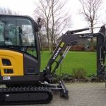 Volvo Ec20c Compact Excavator Service Parts Catalogue Manual
