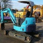 Hitachi EX20U-3 Mini Excavator Parts Catalog Pdf Manual