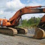 Hitachi Ex400-3c Ex400lc-3c Ex400h-3 Excavator Parts Manual