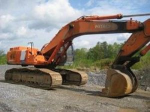 Hitachi Ex400-3c Ex400lc-3c Ex400h-3 Excavator Parts Manual