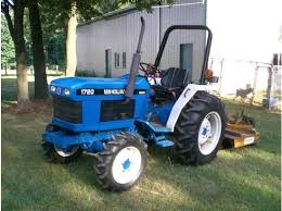 Ford New Holland 1720 Tractor Workshop Service Repair Manual