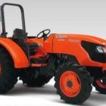 Kubota M9540 Low Profile Tractor From M9540-rops Service Manual