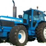 New Holland Ford Tractors TW-10, TW-20, TW-30 Factory Service Manual
