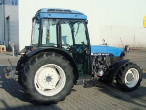 New Holland Tn75f Orchard Tractor Parts Pdf Manual | New