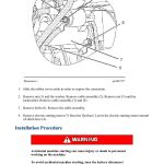 Caterpillar 216B, 216B2, 226B, 226B2, 232B, 232B2, 242B, 242B2 Skid Steer Service Manual