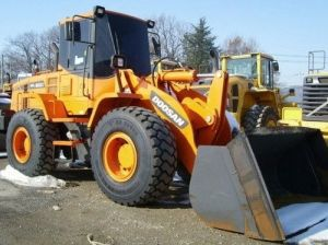 Daewoo Doosan Dl200 Dl200tc Wheel Loader Operation Maintenance Manual