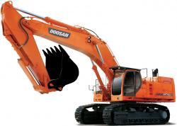 Daewoo Doosan Dx700lc Crawler Excavator Service Parts Catalogue Manual