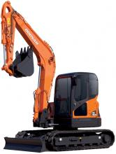 Doosan DX80R Crawler Excavator Workshop Service Manual