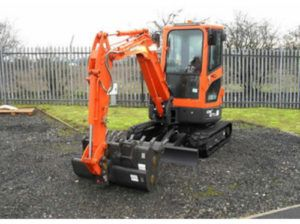 Doosan Dx27z Dx30z Electrical