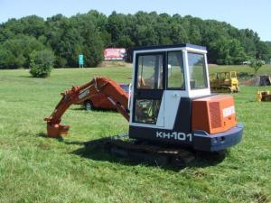 Kubota Kh-101 Excavator Workshop Repair Service Pdf Manual