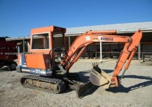 Kubota Kh-91 Excavator Workshop Repair Service Manual