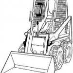 Bobcat 310, 313 Loader Factory Service Shop Pdf Manual