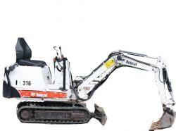 Bobcat 316 Excavator Factory Service Shop Pdf Manual
