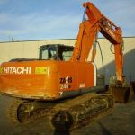 Hitachi Zaxis 240n-3 Hydraulic Excavator Repair Service Manual