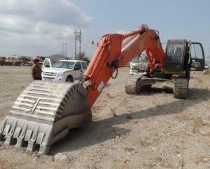 Hitachi Zaxis 270-3 Hydraulic Excavator Workshop Service Manual