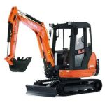 Kubota Kx61-3eu Excavator Workshop Repair Service Pdf Manual