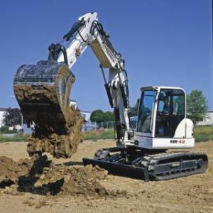Terex Hr 42 Specifications Excavator Workshop Service Manual