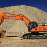 Daewoo Doosan Dx420lc-3 Crawler Excavator Service Parts Manual