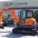 Daewoo Doosan Dx63-3 Mini Crawler Excavator Service Catalogue Manual