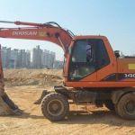 Daewoo Doosan Solar 140w-v 160w-v 140wv 160wv Service Parts Manual