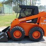 Daewoo Doosan 460 Tier 3 Skid Steer Loader Service Parts Manual