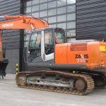 Hitachi Zaxis 225us-3 Hydraulic Excavator Wsm Service Manual