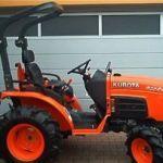 Kubota B1830, B2230, B2530, B3030 Tractor Workshop Service Manual