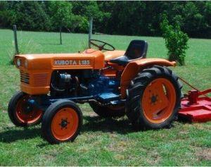 Kubota L185, L235, L245, L275, L285 Tractor workshop Repair Manual