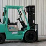 Mitsubishi Fg20 Fg25 Fg30 Fg35a Forklift Trucks Service Repair Manual