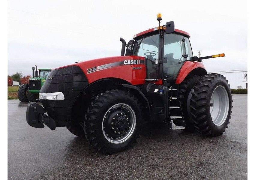 Case IH 235 Series Tractor Workshop Service Repair Manual