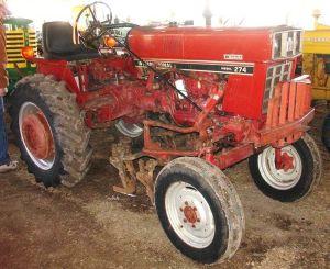 International Harvester IH 274-284 Tractor WorkShop Service Repair Manual