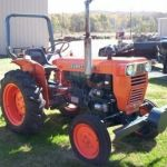 Kubota L3650 Tractor Factory Service Repair Manual