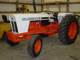 David Brown 995 Tractor Repair Service Manual