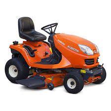 Kubota GR 1600 EC Lawn Tractor Service Repair Manual