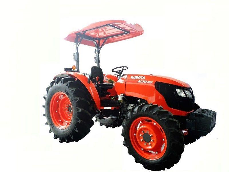 Kubota M7040 Tractor Full Service Repair Manual