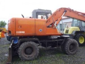 book Hitachi Ex100wd Wheeled Excavator Service Repair Manual