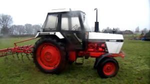 Case David Brown 1290 Tractor Shop Manual