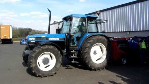 Ford New Holland 8340 Tractor FACTORY Service Repair Manual