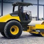 Volvo SD100D Soil Compactor Service Parts Catalogue Manual